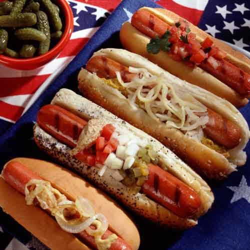 Regional Hot Dogs Across America image