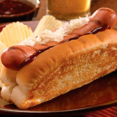 Hot Dog Roll Types