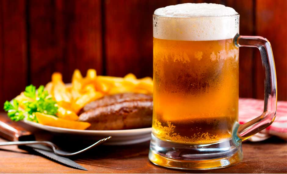 Beer and Sausage Guide | NHDSC